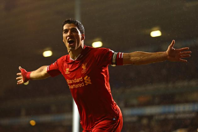 Luis Suarez's Brilliance and the Greatest World Football Moments of the Weekend