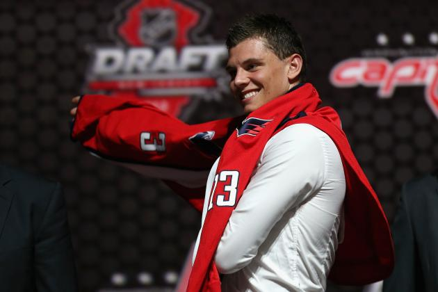 5 Prospects Washington Capitals Should Have Their Eye on in 2014 Draft Class