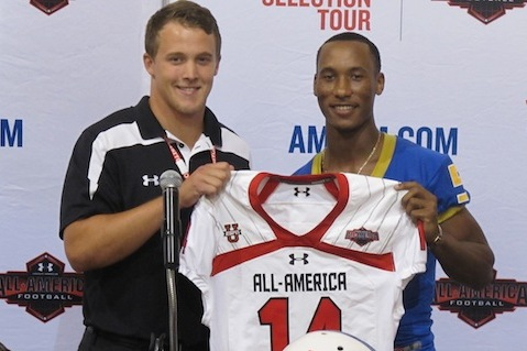 College Football Recruiting 2014: Predicting Commitments at Under Armour Game