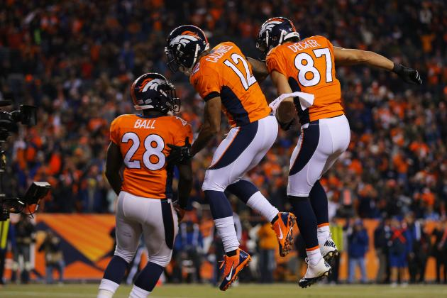 How the Denver Broncos Stack Up Against Each Current AFC Playoff Team