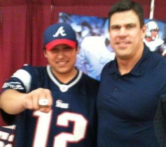 Did Drew Bledsoe Got Super Bowl Ring