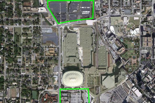 2013; New Falcons Stadium (I)