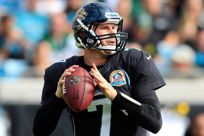 jacksonville jaguars fans wear tim tebow jerseys at home game vs. Cars Review. Best American Auto & Cars Review