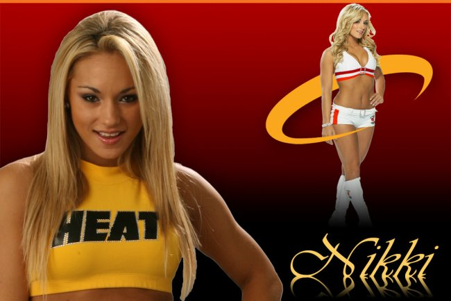 Heat Coach Spoelstra Dating 24-Year-Old Former Heat Dancer