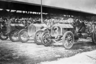 How the indy 500 became the greatest spectacle in racing for Indianapolis motor speedway com