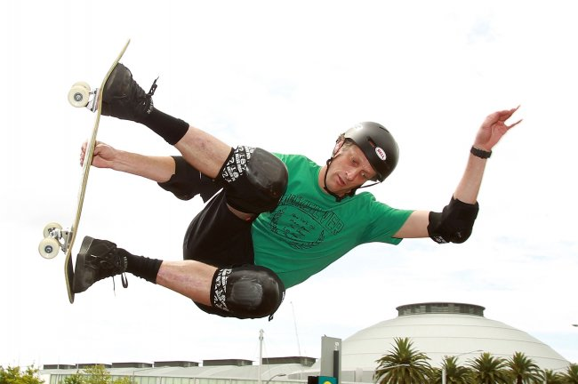 Tony Hawk's First Skateboard Will Be Put In Smithsonian ...