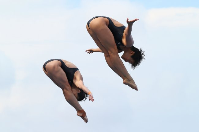 Diving world championships 2013 results china 39 s women 39 s gold secures new record bleacher report - Dive recorder results ...