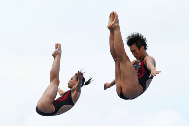 Diving world championships 2013 results china 39 s women 39 s - Dive recorder results ...