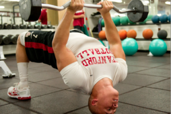 Hello: Shannon Turley (New strength coach) | mgoblog