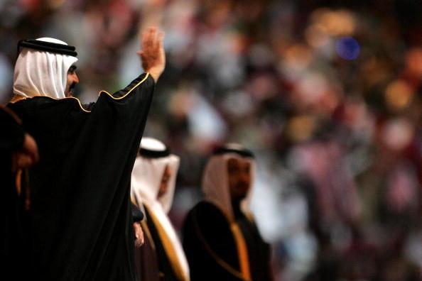 Emir amim bin Hamad Al Thani