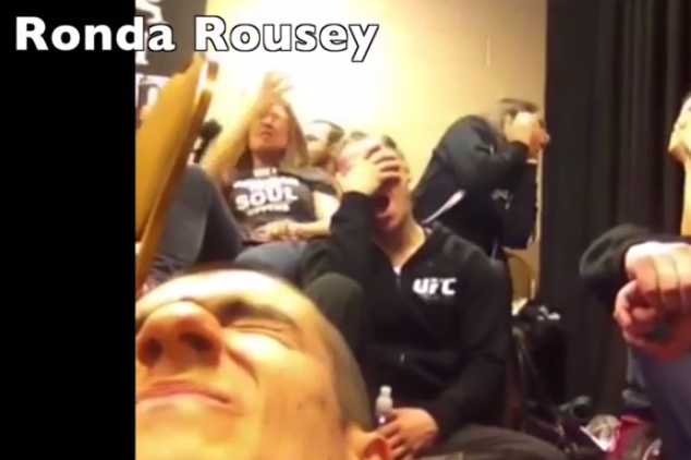 The Ultimate Compilation Video of Reactions to Anderson Silva's Leg Break