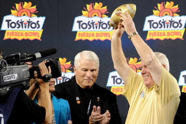 who thought george o leary ucf would have more bcs wins than