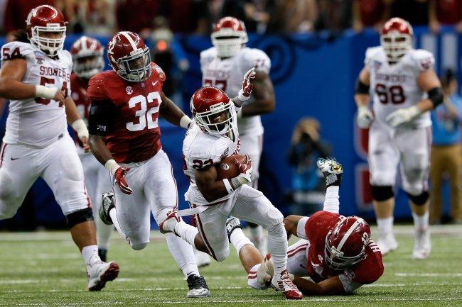 Sugar Bowl 2014 Oklahoma vs. Alabama: Live Game Grades ...