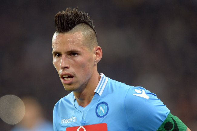 Manchester united transfer news marek hamsik napoli exit for Marek hamsik squadre attuali