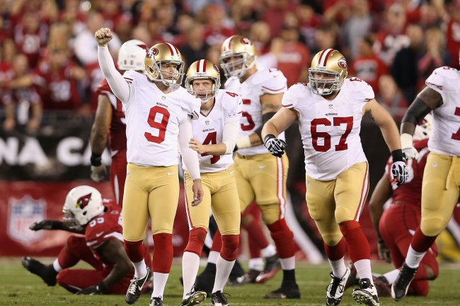 Jerseys NFL Sale - Why San Francisco 49ers Must Re-Sign Phil Dawson in 2014 ...