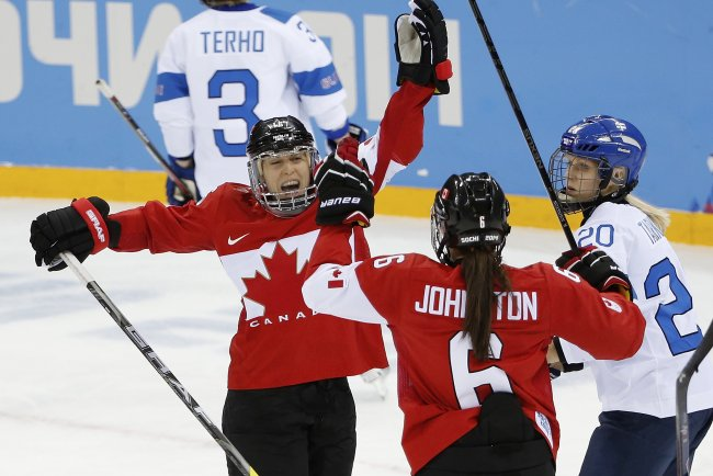 Canada vs. Switzerland Women's Hockey: TV, Live Stream Info and ...