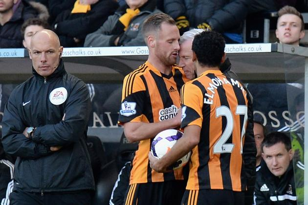 Alan Pardew Banned 7 Matches for Headbutt vs. Hull City
