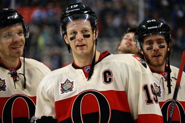 NHL Rumors: Jason Spezza, Ryan Kesler and Latest Deadline Chatter
