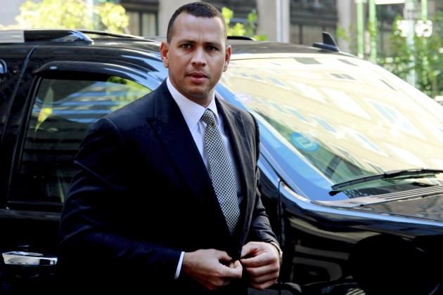 Chelsea Handler Joins Masses in Dislike of Alex Rodriguez