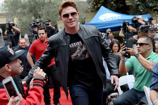 Canelo vs. Angulo: Expert Picks for Light Middleweight Clash