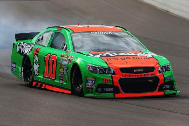 Danica Patrick Needs More Than Change in Luck to Become NASCAR Contender