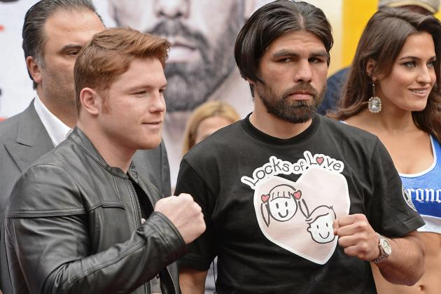 Canelo Alvarez's Reputation Rides on Beating Alfredo Angulo