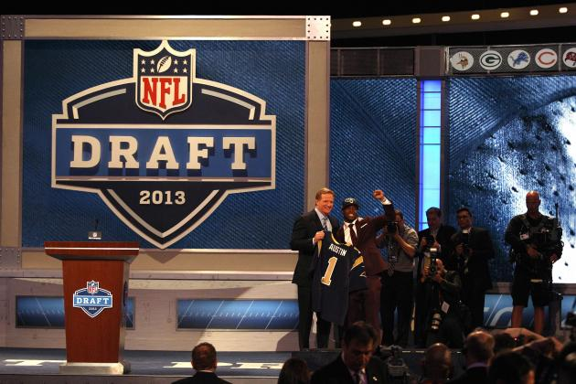 NFL Draft Order 2014: Previewing 1st-Round Teams and Top Prospects