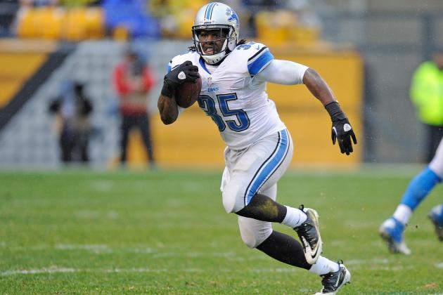 Joique Bell Signs 2-Year Extension with Lions: Latest Contract Details, Reaction