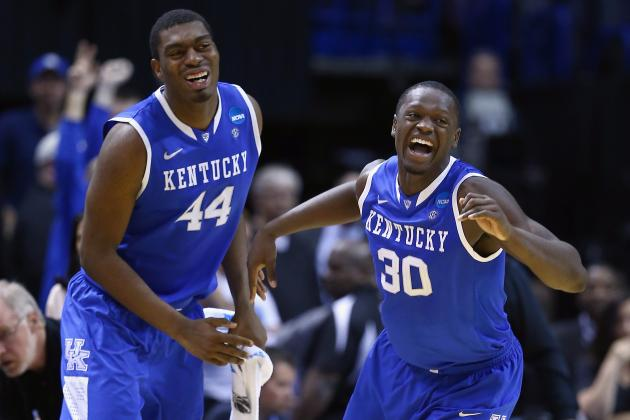 March Madness 2014: Bracket Predictions, Odds Tips for Sweet 16 Day 2 Schedule