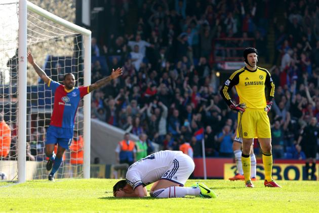 Crystal Palace vs. Chelsea: What Stunning Upset Means for EPL Table