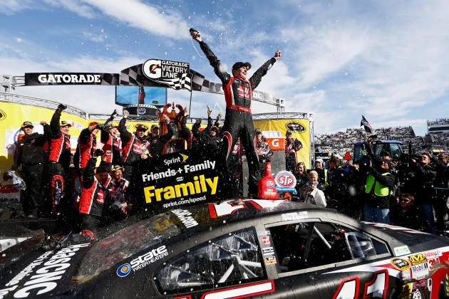 Sprint Cup Chase 2014: NASCAR Standings and Schedule Following STP 500