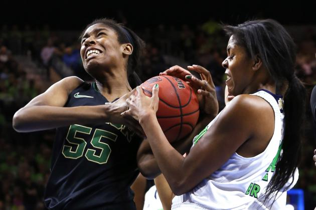 Women's Tournament 2014: Elite 8 Day 1 Scores and Schedule for Elite 8 Day 2