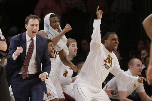 NIT Championship 2014: SMU vs. Minnesota Breakdown and Predictions