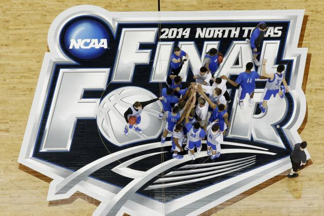 NCAA Tournament 2014 Schedule: How to Watch Semifinals and National Championship