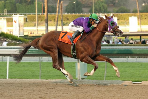 Santa Anita Derby 2014 Results: Winner, Payouts and Order of Finish
