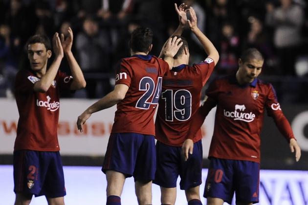 La Liga Results 2014 Week 33: How Friday's Draw Affects Relegation Race
