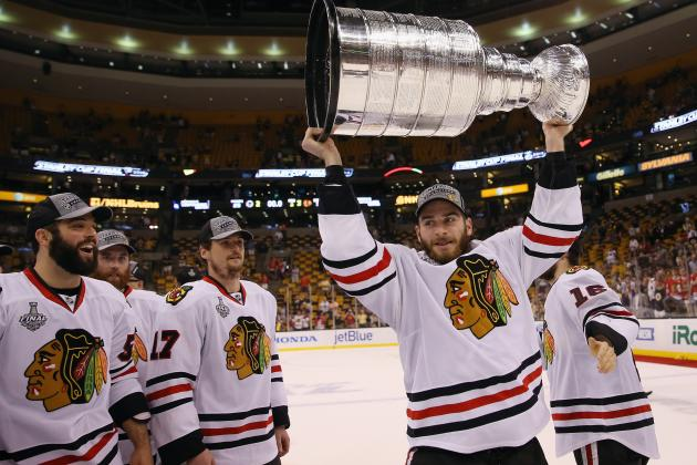 NHL Playoff Schedule 2014: Complete TV Guide and Bracket for Round 1