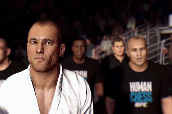EA Sports UFC: Royce Gracie Will Be Unlockable Fighter in the Game
