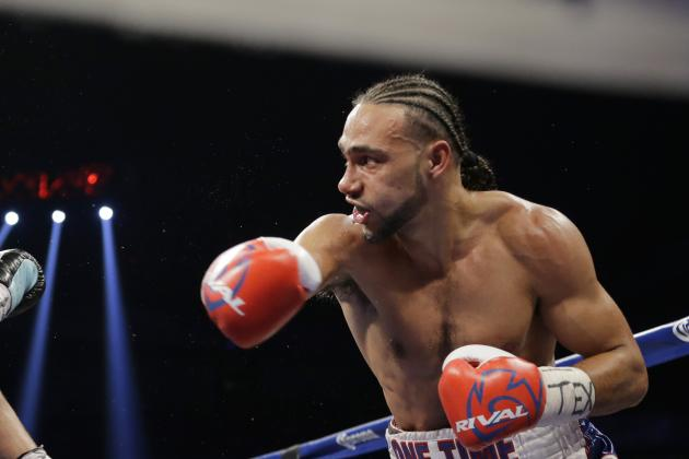 Keith Thurman vs. Julio Diaz: Fight Time, Date, Live Stream, TV Info and More