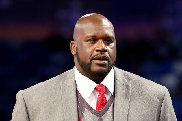 Shaquille O'Neal Could Get Any Job He Wants with This Amazing LinkedIn Profile