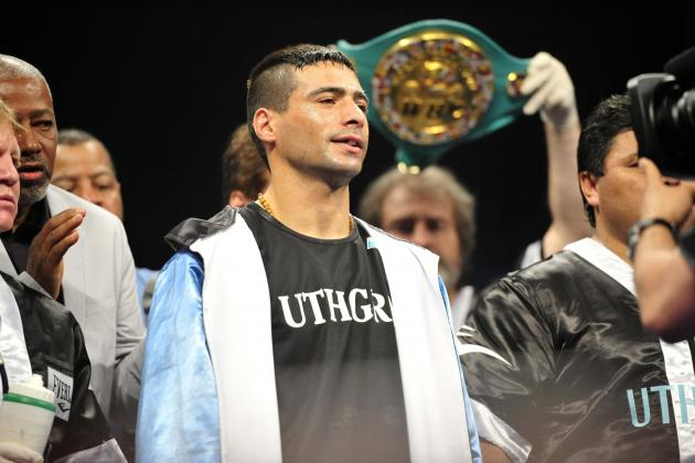 Lucas Matthysse vs. John Molina: Fight Time, Date, Live Stream, TV Info and More
