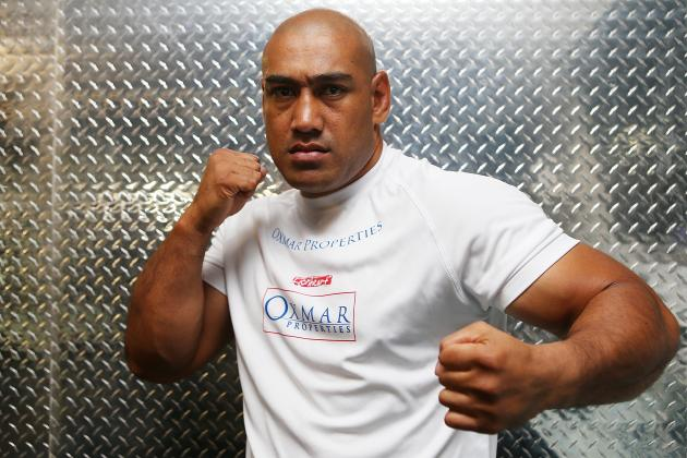 Klitschko vs. Leapai: What Lionheart's Weight Will Mean in Saturday's Bout