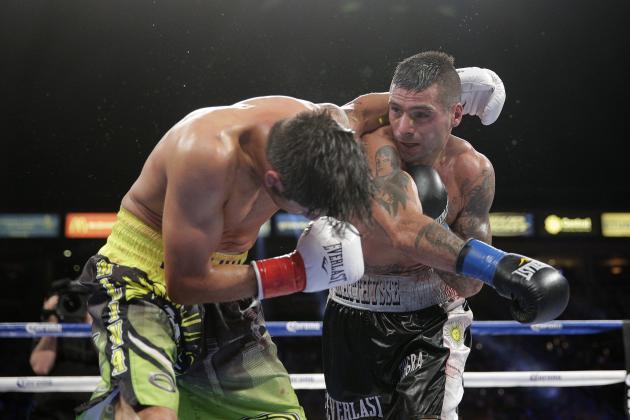 Matthysse vs. Molina: Winner, Recap and Analysis