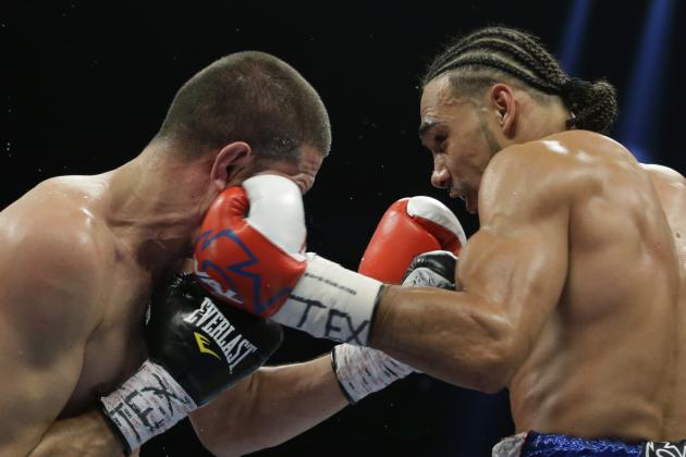 Thurman vs. Diaz: Winner, Recap and Analysis