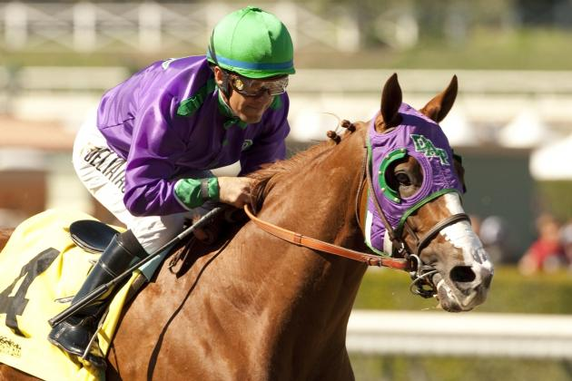 Kentucky Derby 2014: Post Time, TV Schedule, Post Positions Info