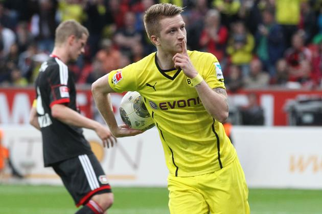 Marco Reus' Contract Comments Don't Signal Potential Manchester United Transfer