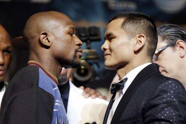 Mayweather vs. Maidana: Fight Time, PPV Info and Fight Card Schedule