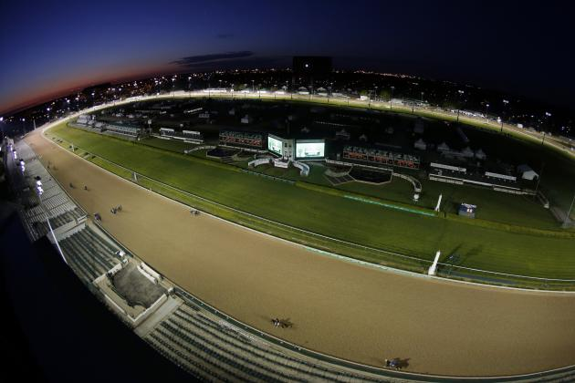 Kentucky Derby Schedule 2014: Race Start Time, TV Coverage and Live Stream Info