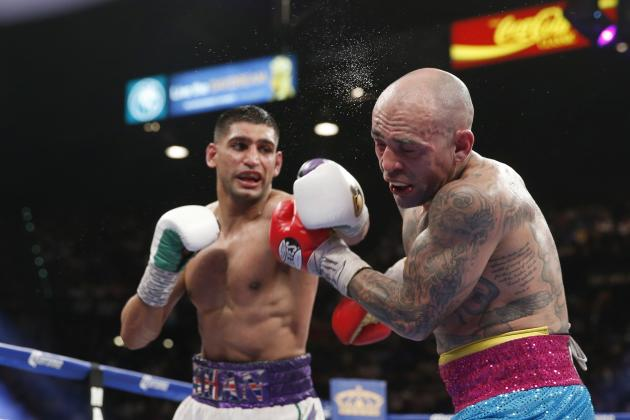 Collazo vs. Khan Results: Winner, Scorecard and Analysis