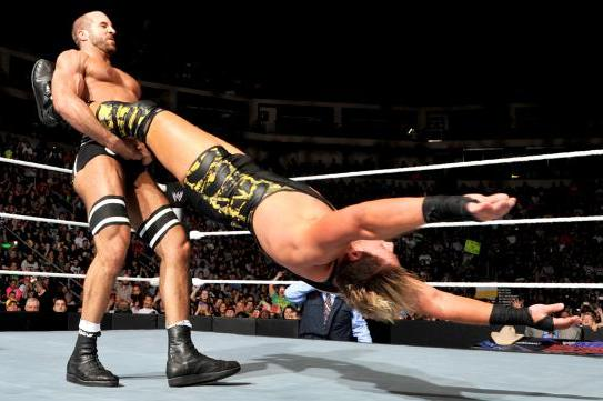 Rob Van Dam vs. Jack Swagger vs. Cesaro: Winner and Post-Match Reaction